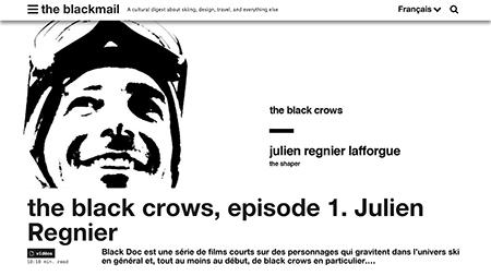 The blackmail - 17Pixel.com