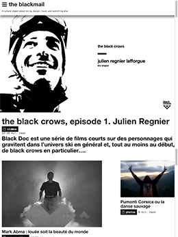 The blackmail - 17Pixel.com