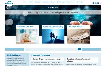 Medesis Pharma - 17Pixel.com