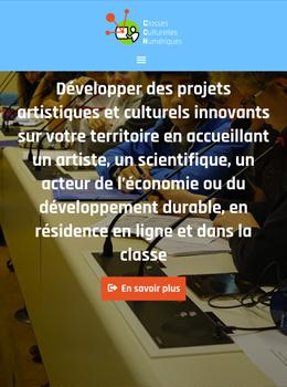 Classes Culturelles Numériques - 17Pixel.com